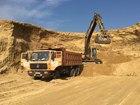 Новое фото  Карьерный песок от собственника 45717927 в Москве