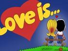 Жевательная резинка Love is