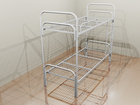Скачать фото Мебель для спальни Кровати для турбаз, кровати металлические для больницы, кровати для рабочих, кровати дешево 50811442 в Москве