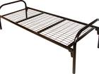 Увидеть фотографию Мебель для спальни Армейские железные кровати оптом, кровати двухъярусные, кровати двухъярусные 50811525 в Пензе