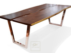 Увидеть фотографию Столы, кресла, стулья Большой обеденный стол «Magnus» 51017646 в Москве