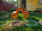 Новое foto  лавка-стол трансформер ,складная лавка 66417964 в Можайске