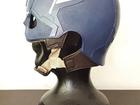 Уникальное foto  Шлем - Маска Капитан Америка Ручная работа От PENIVAIZ 66498755 в Москве