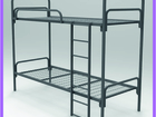 Новое фото  Кровати металлические одноярусные с металлическими сетками 66522346 в Тольятти