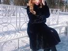 Увидеть фотографию  Шикарная норковая шуба в идеальном состоянии 68165320 в Санкт-Петербурге