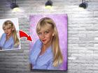 Свежее foto  Портреты на заказ по фото 68388140 в Москве
