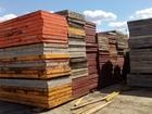 Свежее фотографию  Щитовая опалубка для стен, 68995471 в Москве