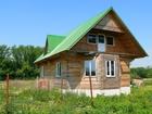 Смотреть фотографию Дома Новый рубленый дом с мансардным этажом  69277254 в Чаплыгине