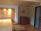 Просмотреть foto Дома Продаётся 2-х этажный дом из бруса в стиле Шале площадью 337 м2, МО, Истринский р-н, пос, Северный 69351403 в Москве