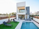 Новое фотографию  Недвижимость в Испании, Новая вилла рядом с пляжем в Ла Марина 69831962 в Москве