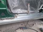 Свежее изображение  Замена или ремонт порогов, крыльев 70679160 в Санкт-Петербурге