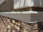 Уникальное изображение  Фасадная лепнина из пенополистирола повышенной плотности с защитным покрытием 71260105 в Ростове-на-Дону