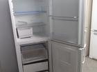 Просмотреть foto  Холодильник бу Индезит Гарантия 6мес Доставка 72283141 в Новосибирске
