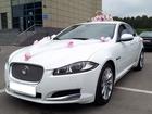 Скачать фотографию Авто на заказ Ягуар XF автомобиль с водителем, автомобиль на свадьбу 72482430 в Москве