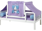 Скачать бесплатно фотографию  Деревянная детская кровать Лагуна 72934150 в Москве