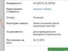 Уникальное foto Земельные участки Продается земля под ИЖС, 10 соток, Калуга, улица Речная 75866276 в Москве