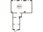 Группа Компаний ПИК предлагает нежилое помещение 94 кв.м в Ж