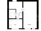 Продается 1 комнатная квартира в 2х минутах от метро Крылатс