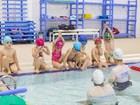 Уникальное фотографию Спортивные школы и секции Бесплатное занятие в детской школе плавания «Океаника» Чертаново, 80951295 в Москве
