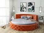 Уникальное изображение  Круглая кровать «Аркада» с ящиком 81171962 в Москве