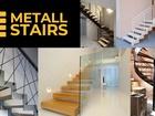 Свежее foto  Металлические лестницы в Москве и Московской области 81340731 в Москве