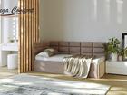 Просмотреть изображение  Угловая кровать «Донжон» с доставкой 82836861 в Москве