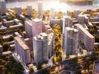 Продается однокомнатная квартира, ЖК Alia Общая площадь 38 м