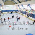 Новый крытый каток в центре Новосибирска