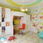 Мебель для детской Лада Белая Шагрень