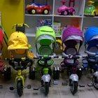 Детские велосипеды трехколесные