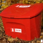 Ящик для песка двухсекционный 0,25-0,5 куб, м, Марка Boxsand