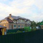 В черте города Звенигород, Оригинальный Дом 170 м2 на участке 8 соток