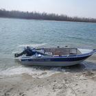 Лодки, болотоходы охотник клепанные из АМГ от производителя