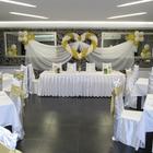 Эксклюзивное оформление свадьбы воздушными шарами