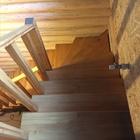 Готовые деревянные лестницы на второй этаж