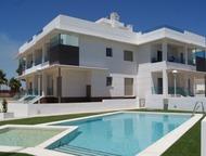 Недвижимость в Испании,Новый бунгало в стиле Hitex от застройщика в Сьюдад Кесад