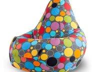 Продажа и аренда бескаркасной мебели (кресло мешки, пуфики, бин беги) Компания П