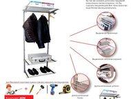 Гардеробные системы Гардеробные системы для гардеробных комнат, встроенных шкафо