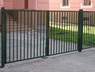 Продам ворота распашные опт и розница Продам ворота и калитки из сетки рабицы и