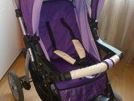 Детская коляска трансформер Anmar Rosse Golden Продам сие чудо т. к. ребёнок выр