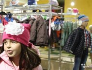 Оборудование плюс товар для детского бутика/магазина Новенький магазин детской о
