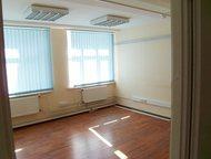 Прямая аренда офиса 45 кв, м, в БП на Павелецкой БП «Кожевники», расположенный в
