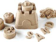 Кинетический песок Лепа (1кг) Кинетический песок - инновация в мире детских игр