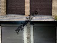 Автоматические гаражные ворота У нас можно приобрести гаражные секционные ворота