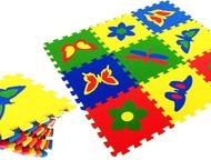 Детские развивающие коврики-пазлы Детские развивающие коврики-пазлы    Еще до пе
