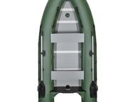 Лодка под мотор ПВХ Екатеринбург Длина лодки - 300 см  Ширина лодки - 160 см  Ди