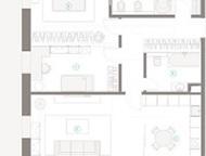 Купите трехкомнатную квартиру в особняке ЖК Полянка 44 Просторная квартира площа