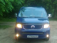 Продам авто микроавтобус Продам т-5 транспортер 2006г 2. 5 тди 131л. с 8 мест Ми