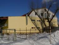 Производственное помещение Продается фабрика в 30 км от МКАД которую можно без т