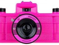 Пленочные фотоаппараты Sprocket Rocket Pink Похвастайтесь перед друзьями новой к